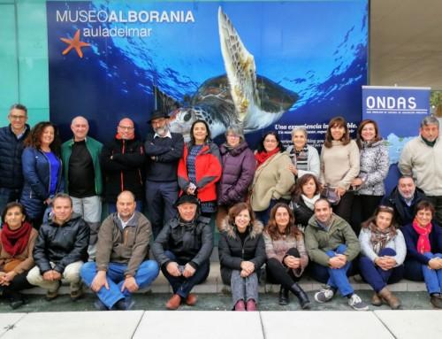 XI Jornadas Red-ONDAS. La conservación del medio marino.