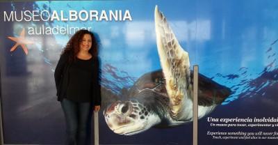 Cristina Aula del Mar