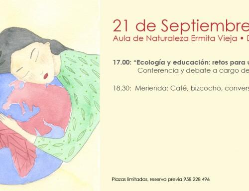 """""""Ecología y educación: retos para un planeta en crisis"""""""