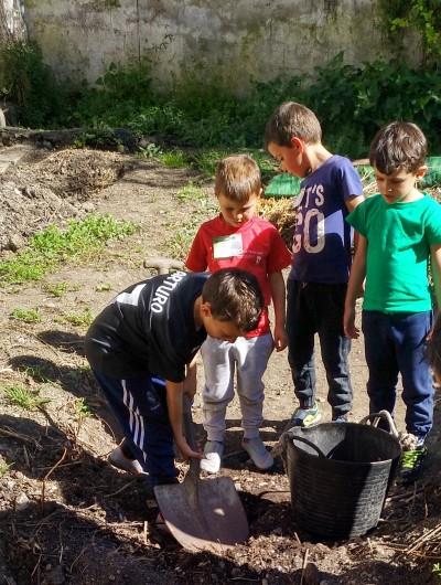 Actividades al aire libre para niños