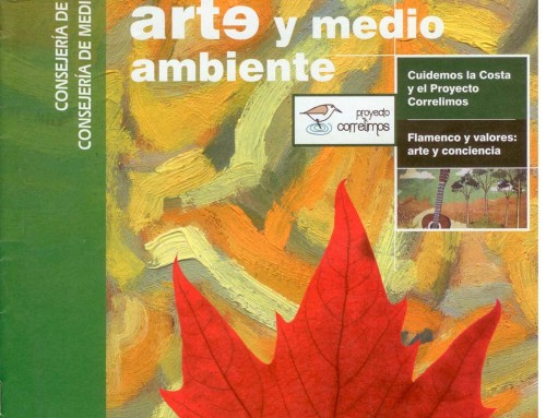 """La revista Aula Verde de la Consejería de Educación y Medio Ambiente, recoge el artículo """"ONDAS: RED ANDALUZA DE CENTROS DE EDUCACION AMBIENTAL"""""""
