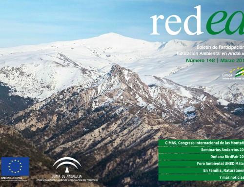 El Boletín de Participación y Educación Ambiental de Andalucía