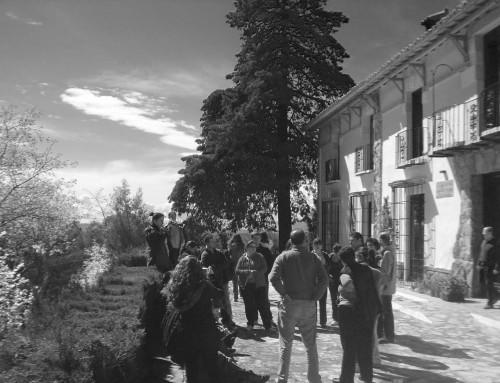 I Seminario Andaluz de Educación Ambiental: La Formación de Educadores Ambientales a nivel de Máster