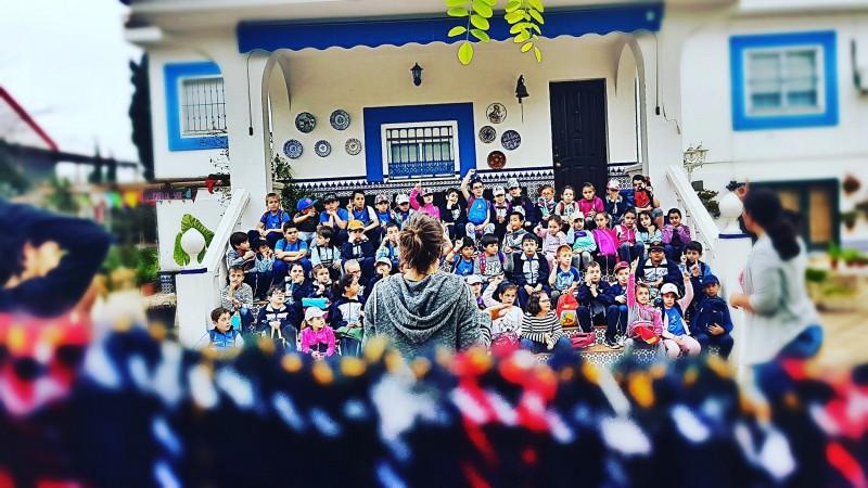 educación infantil granja escuela